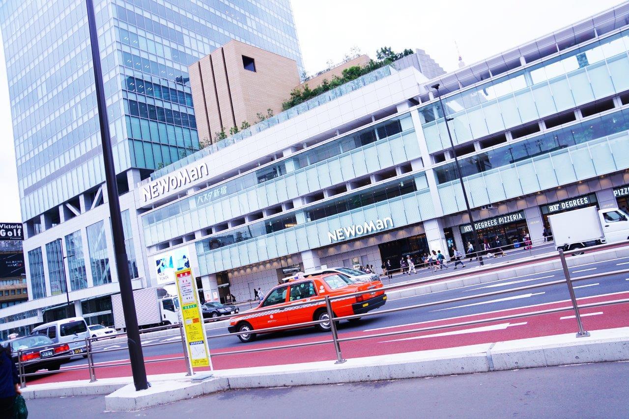 ゴリラクリニック新宿本院へのアクセス1