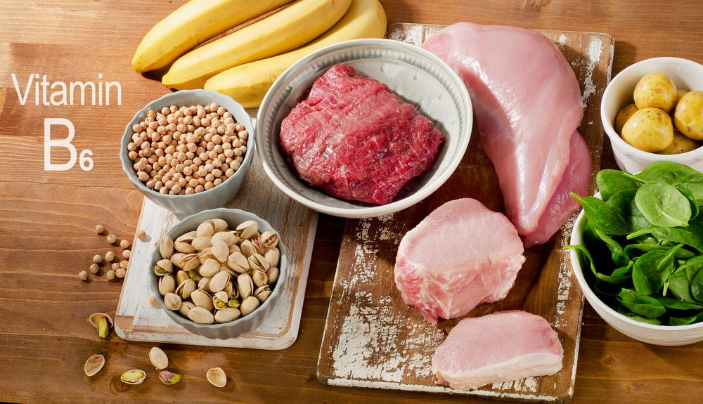 ビタミンB6とプロテインの関係性