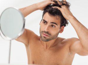 セルフ頭皮マッサージの効果-美容男子