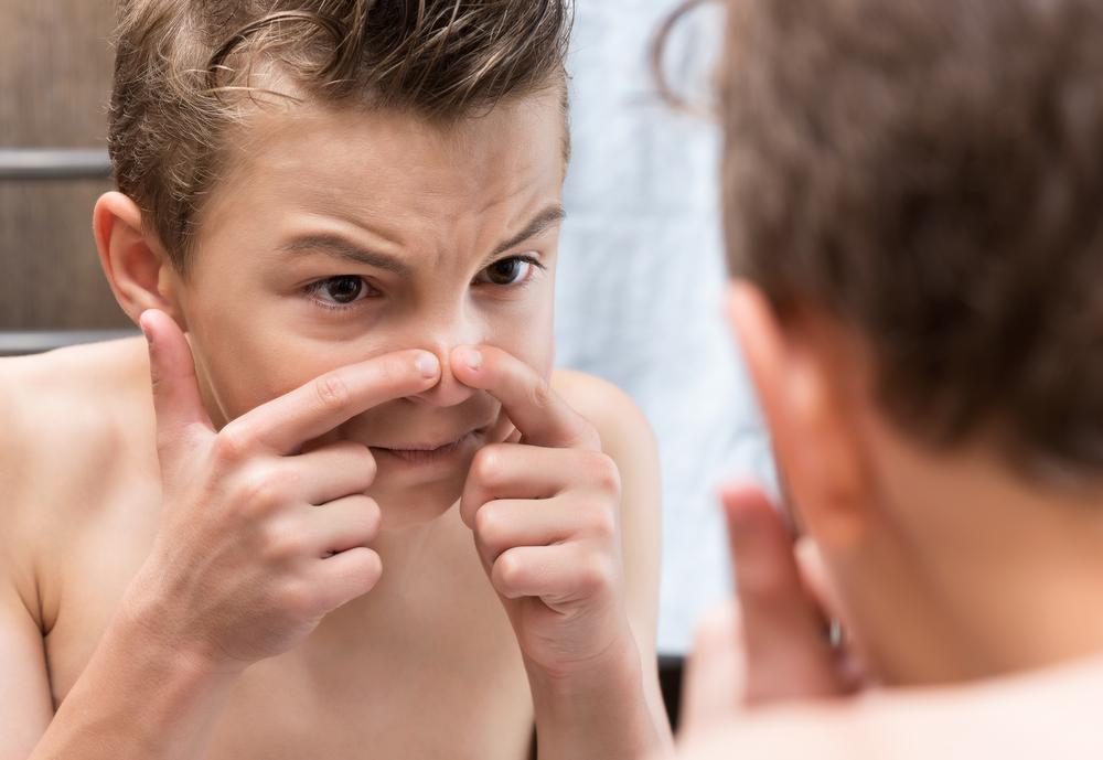 鼻の黒ずみは洗顔とクレンジングで落とす!-美容男子
