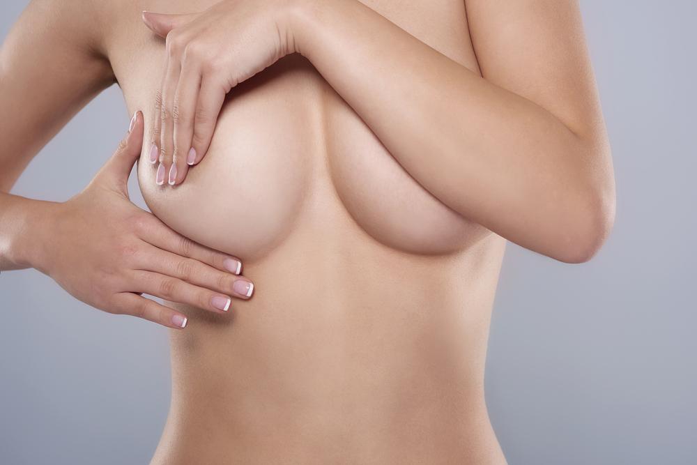 乳癌のセルフチェック
