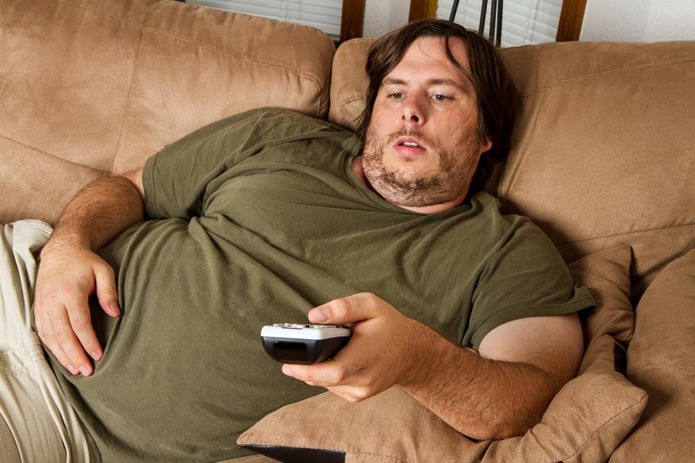 正月太りの原因は怠惰な生活