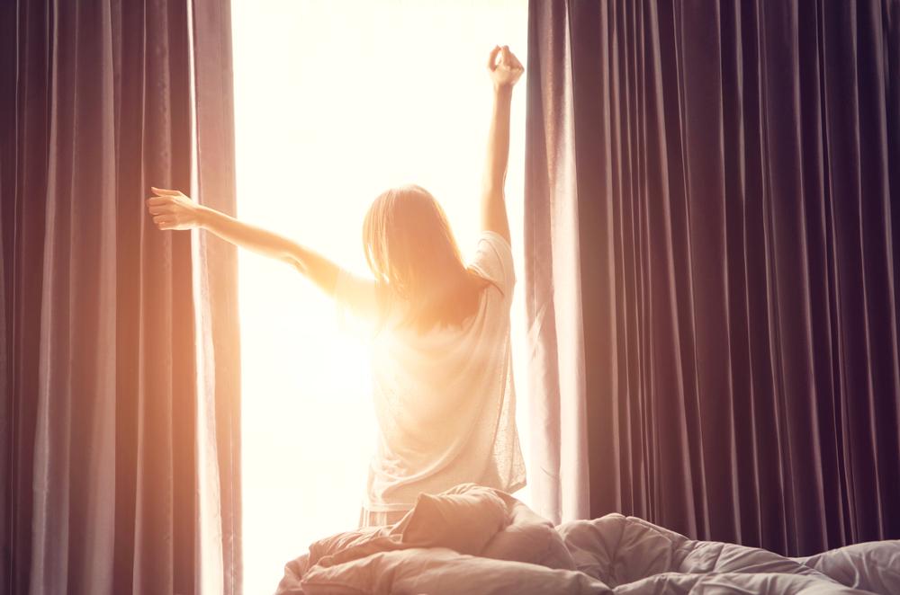 目覚めのすっきりした朝は睡眠アプリを活用