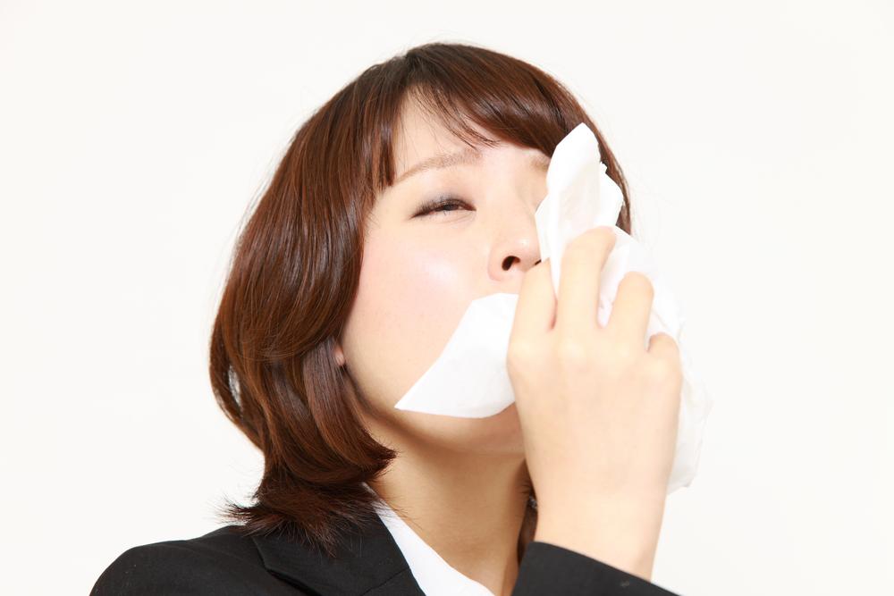花粉症対策は目と鼻を