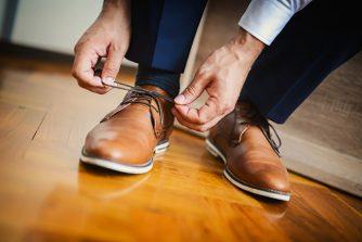 解けないのにお洒落な靴紐の結び方