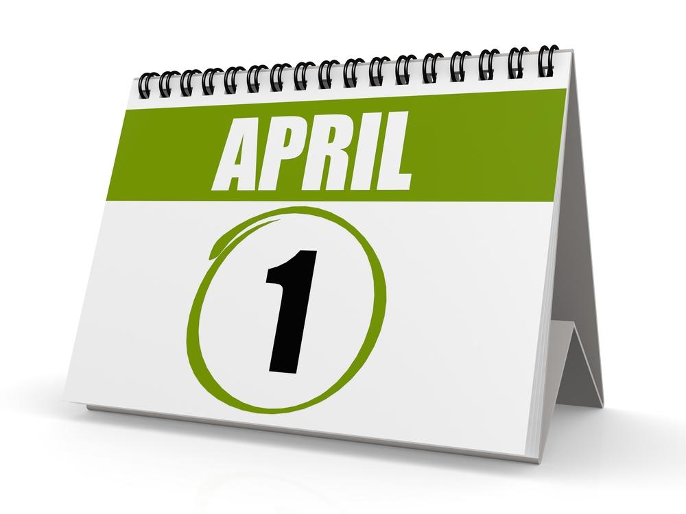 4月1日、今日は何の日?