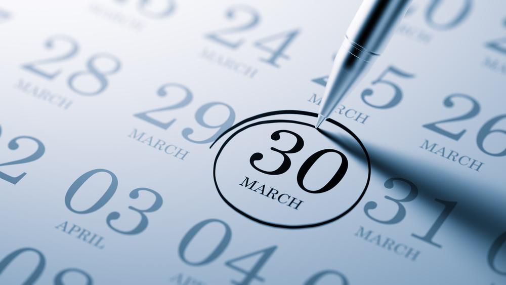 3月30日、今日は何の日?