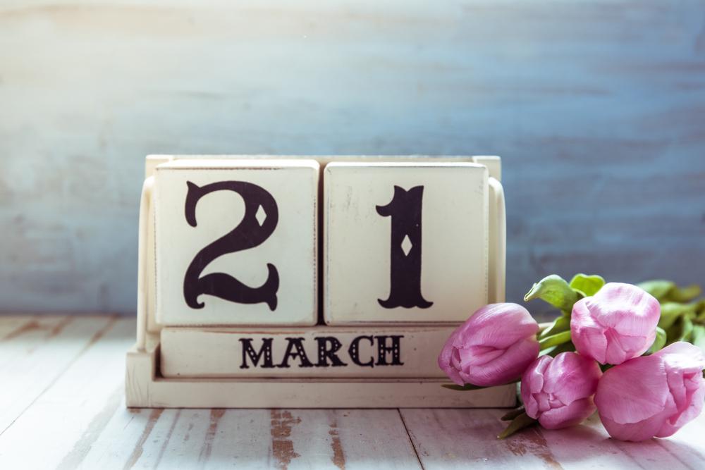 3月21日今日は何の記念日?