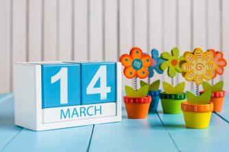 3月14日、今日は何の日?
