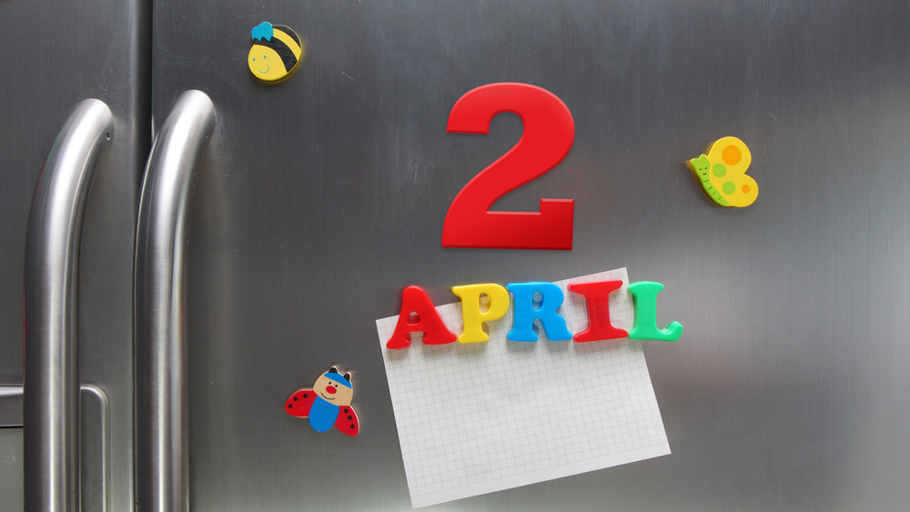 4月2日、今日は何の日?