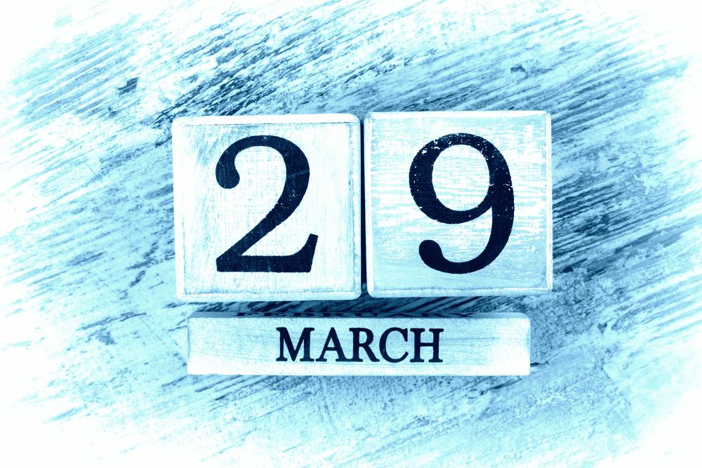 3月29日、今日は何の日?