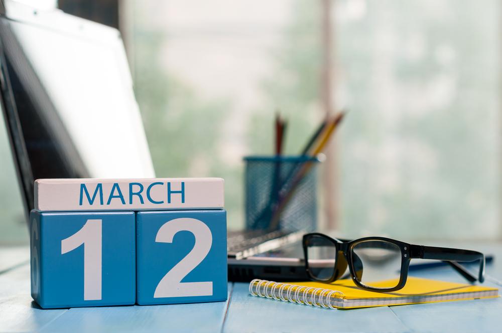 3月12日、今日は何の日?