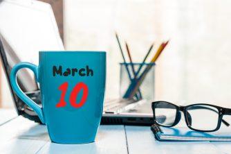 3月10日、今日は何の日?