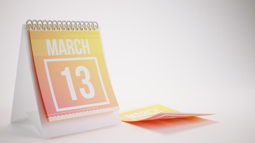 3月13日、今日は何の日?