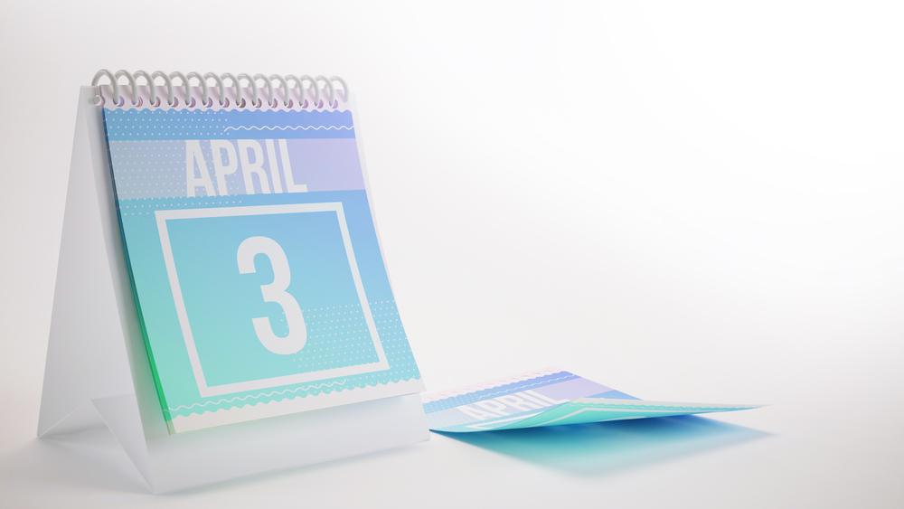 4月3日、今日は何の日?