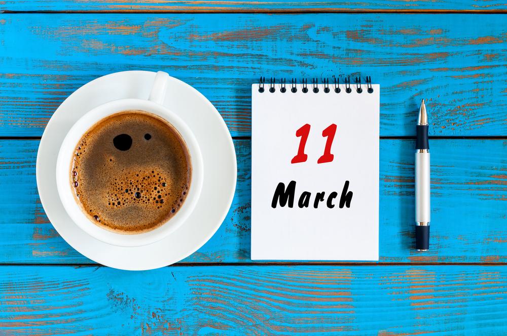 3月11日、今日は何の日?