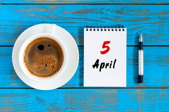 4月5日、今日は何の日?