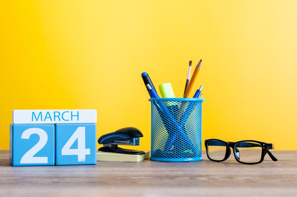 3月24日、今日は何の日?