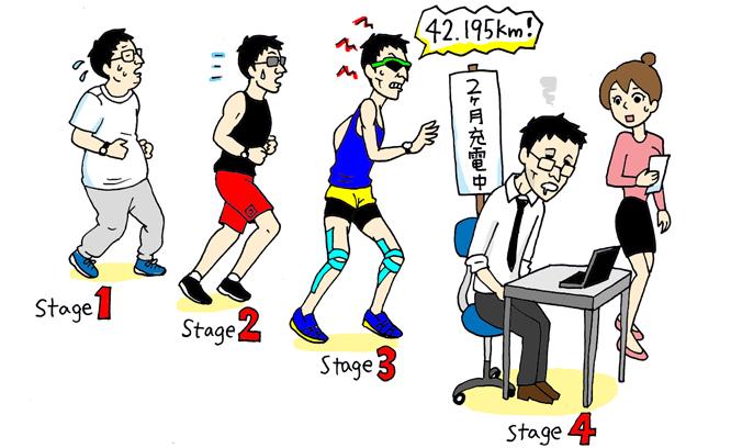 【医師監修】運動のし過ぎは、男性ホルモン低下で仕事に悪影響!