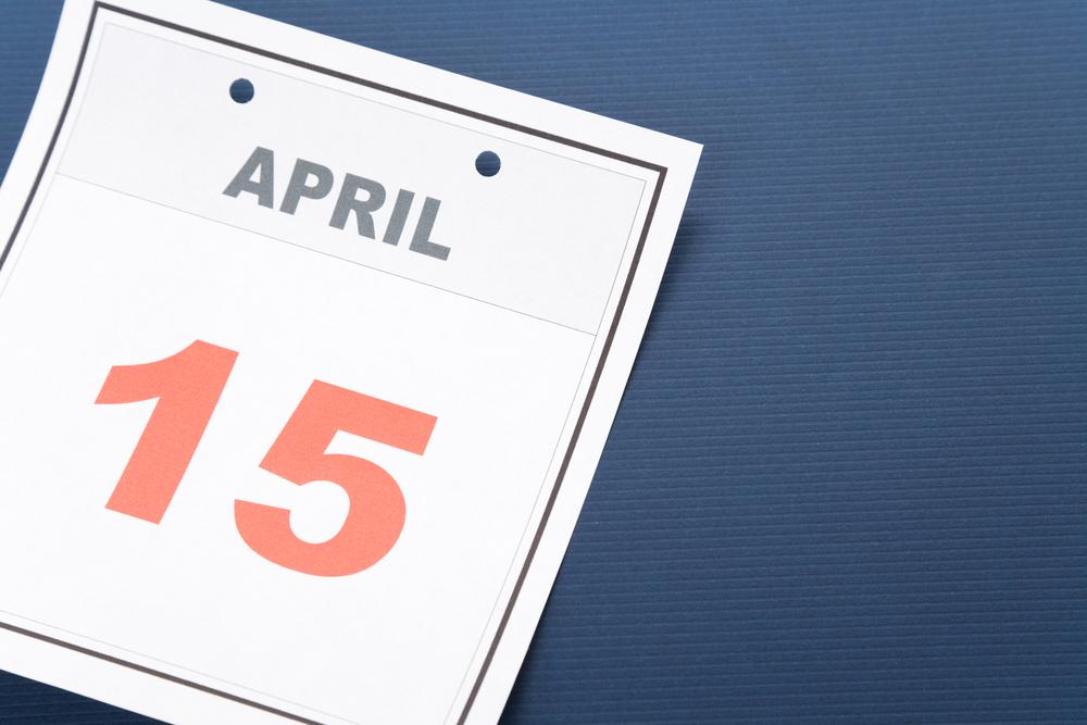 4月15日、今日は何の日??