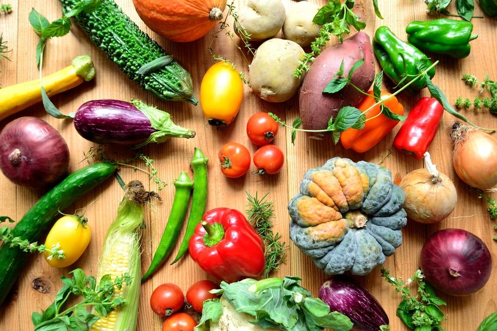 梅雨明け!猛暑対策は省エネ・健康・美容に最適な夏野菜で体温を下げろ!