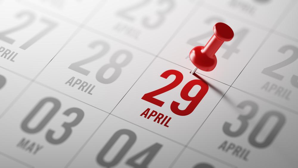 4月29日、今日は何の日??