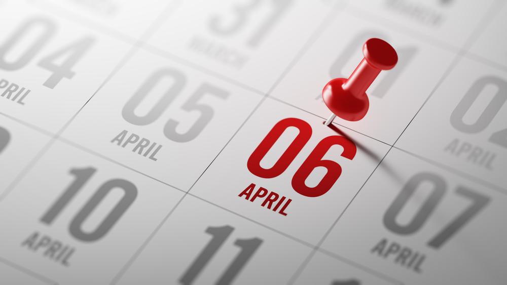 4月6日、今日は何の日?