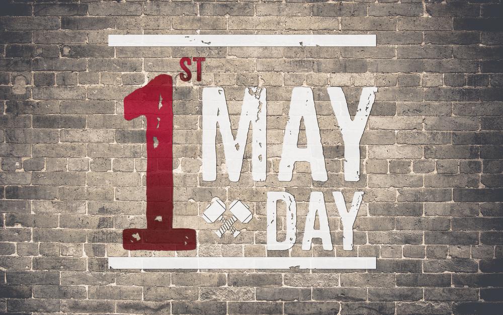 5月1日、今日は何の日??