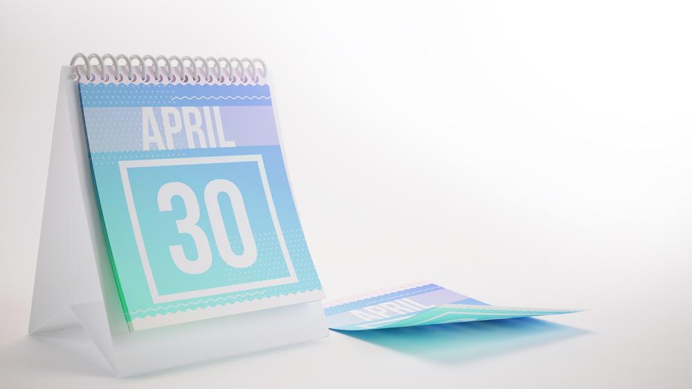 4月30日、今日は何の日??