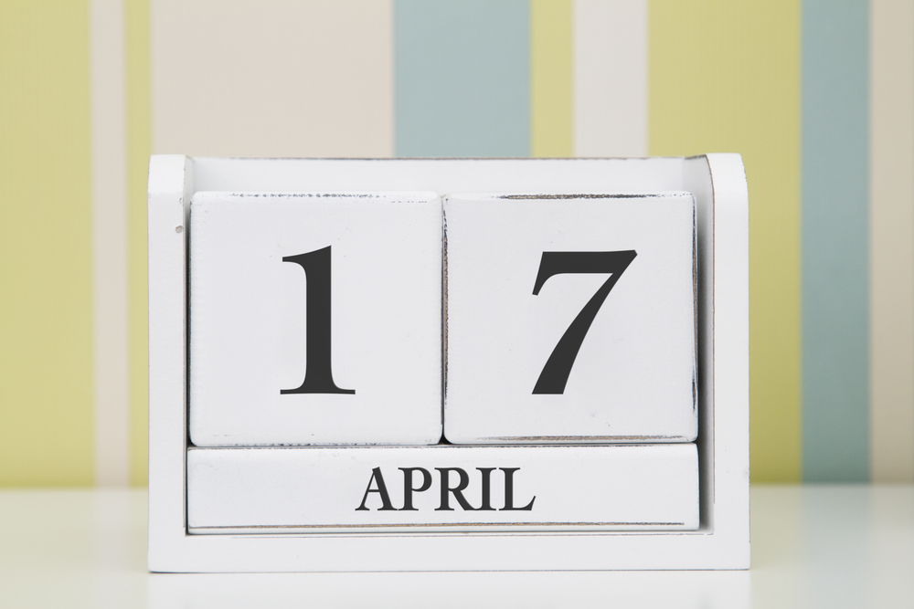 4月17日、今日は何の日??