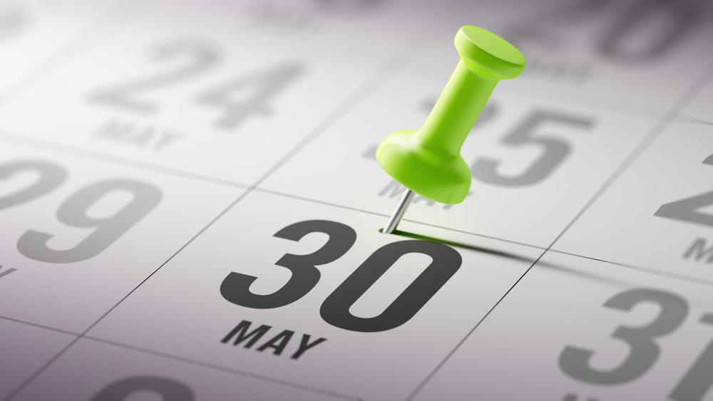 5月30日、今日は何の日??
