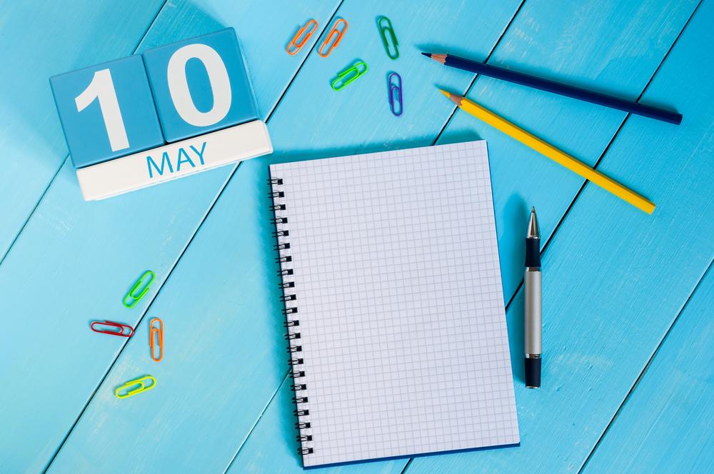 5月10日、今日は何の日??