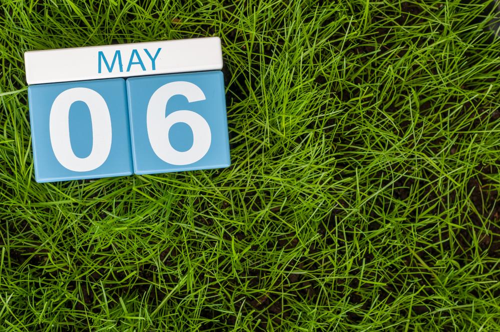 5月6日、今日は何の日??