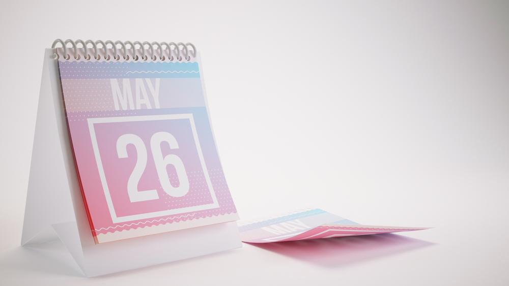 5月26日、今日は何の日??