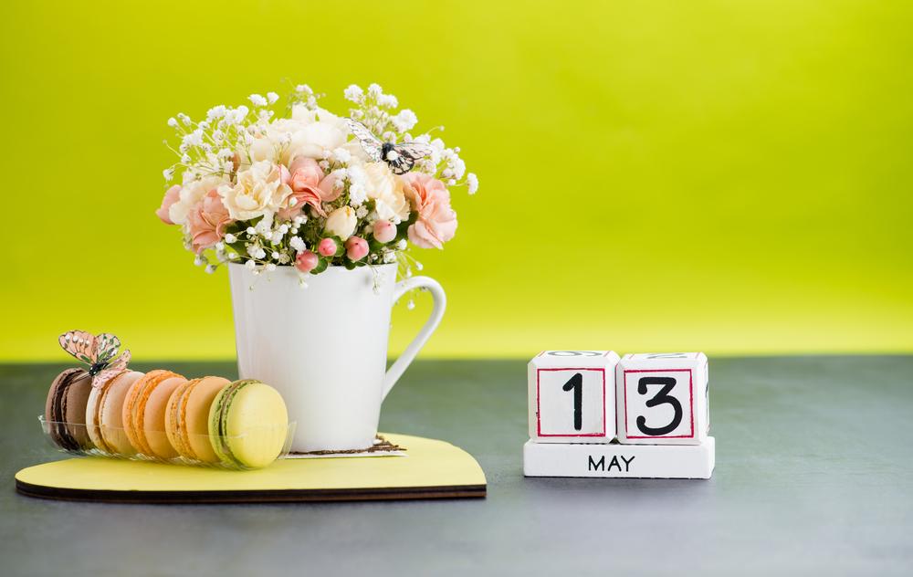 5月13日、今日は何の日??