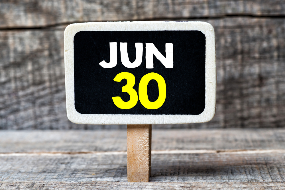 6月30日、今日は何の日??