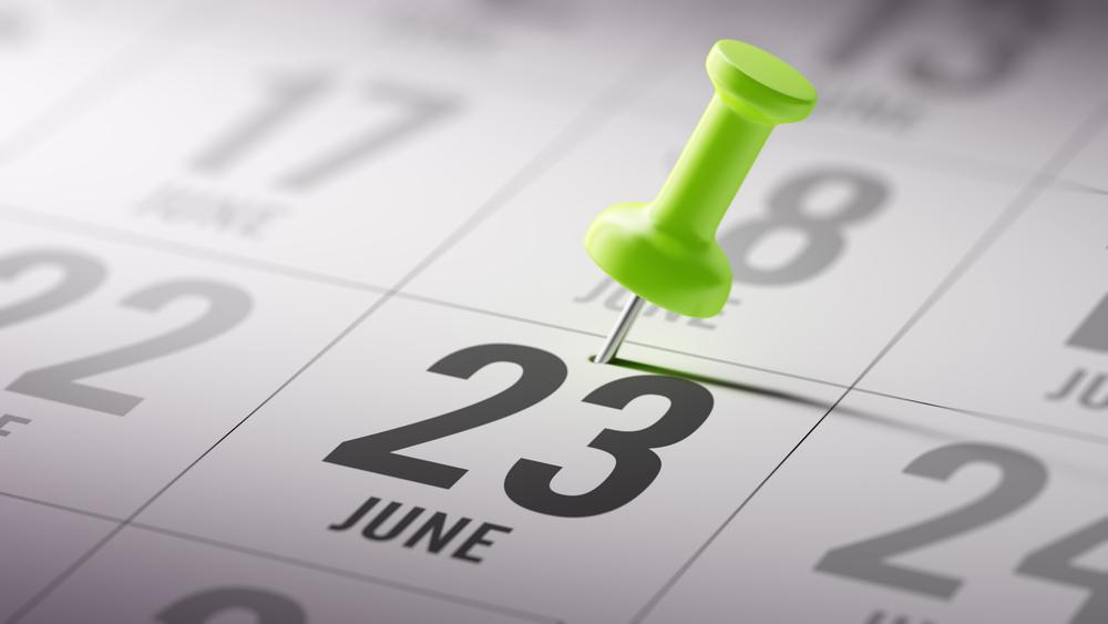 6月23日、今日は何の日??