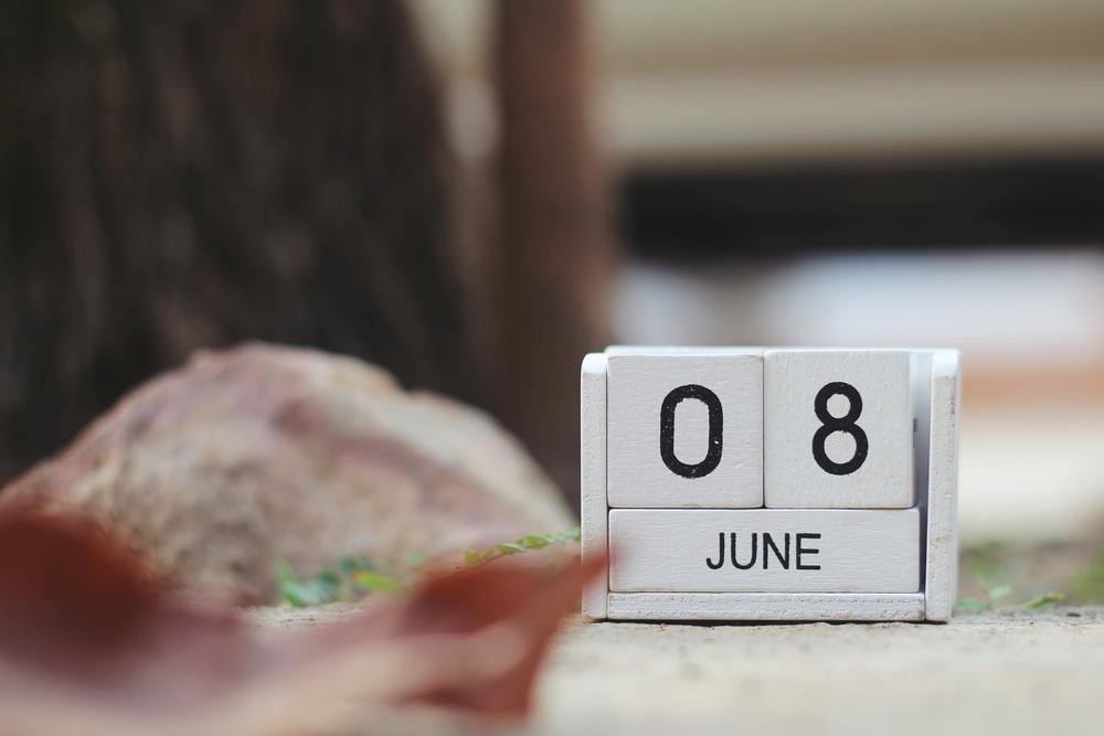 6月8日、今日は何の日??