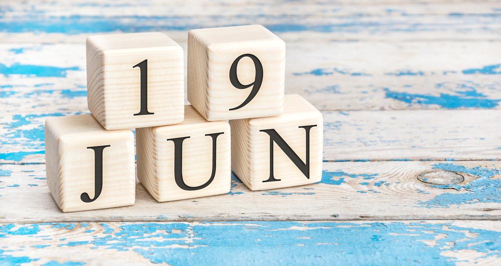 6月19日、今日は何の日??