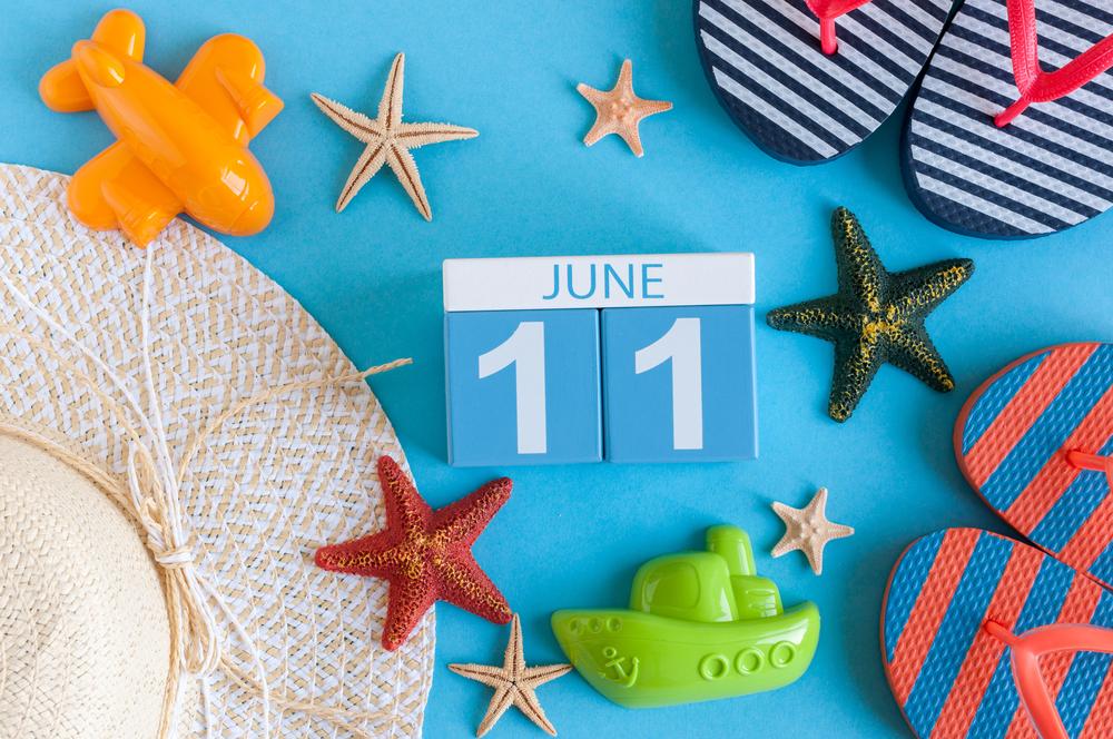 6月11日、今日は何の日??