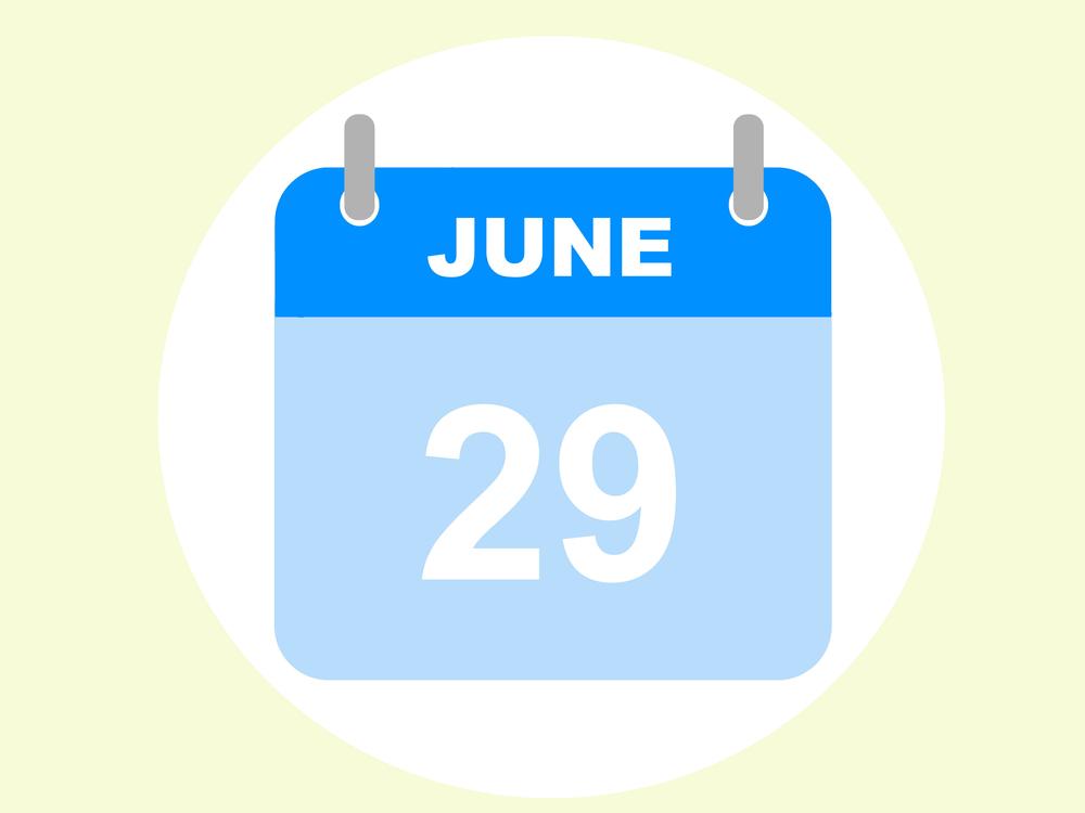 6月29日、今日は何の日??