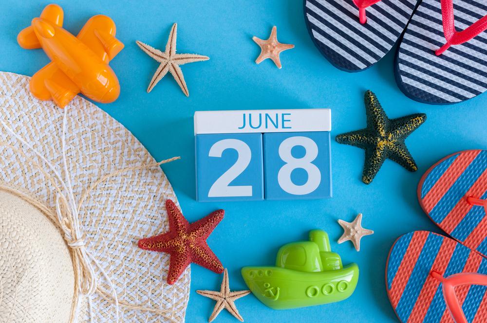 6月28日、今日は何の日??