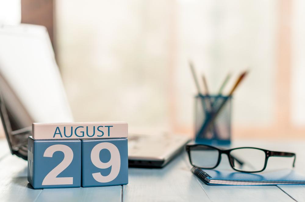 8月29日、今日は何の日?