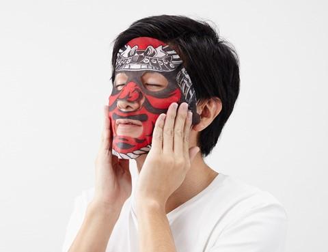 トラディショナルフェイスマスク