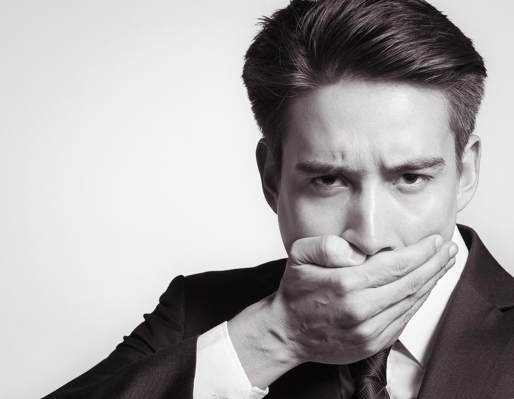 『医師監修』緊張した時の口臭を和らげるテクニック
