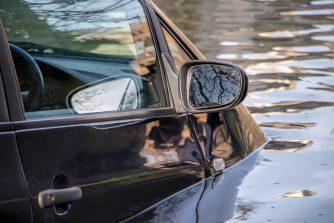 台風で車が水没…その時、保険金はおりるのか?【保険見直し隊】