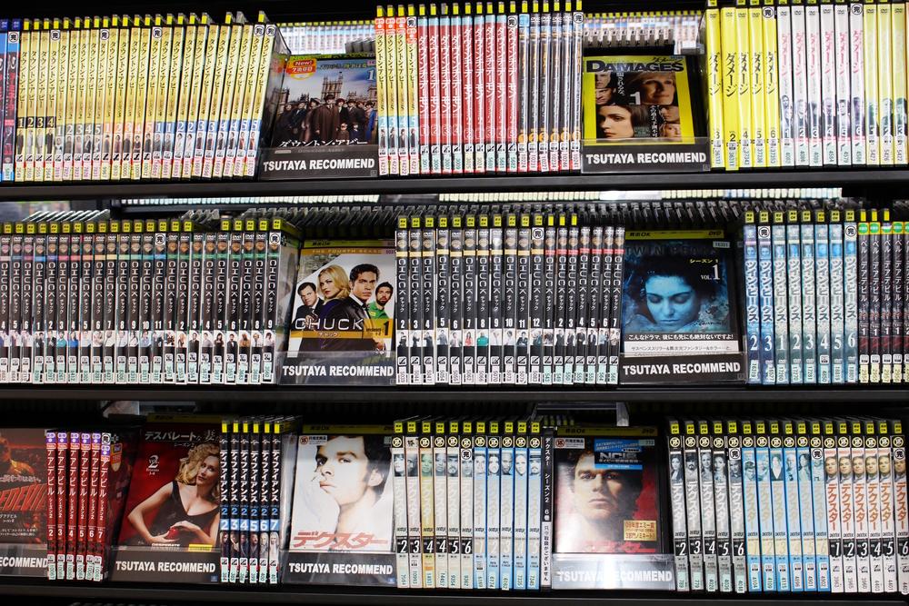 TSUTAYAが1000円で借り放題!秋に恋人と観たい恋愛映画ベスト7!!