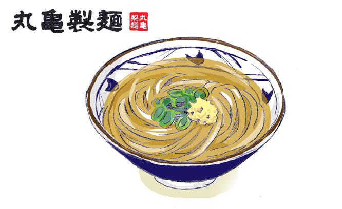 【管理栄養士監修】丸亀製麺のうどんで抜け毛対策! 頭皮の脂はハゲの素!