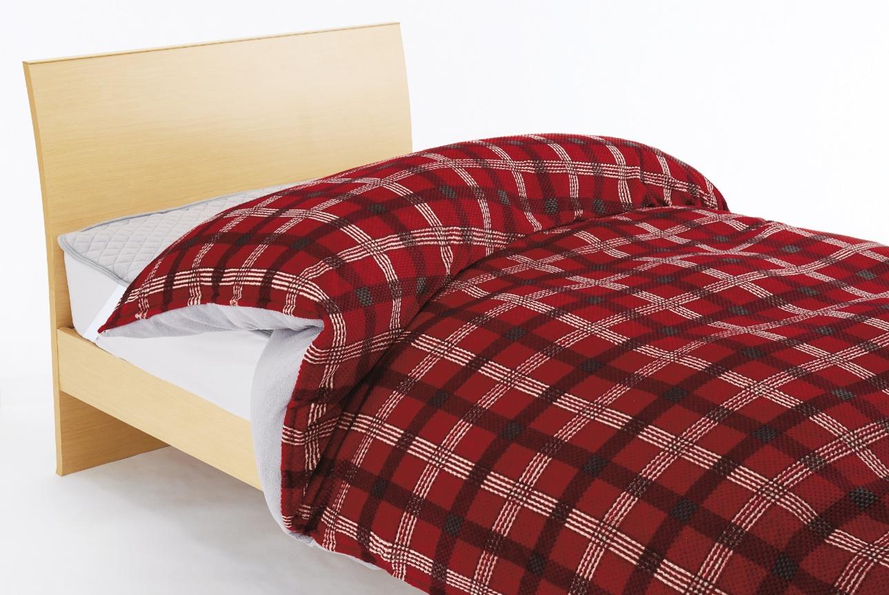 寝るとき寒いを解決する布団カバー「ヒートウィズ」の保温力に注目!!