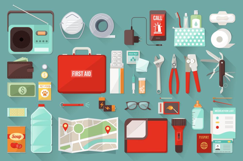 大地震に備えて必要なものを準備しよう!3分で学べる防災講座【阪神淡路大震災から23年】